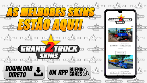Skins Grand Truck Simulator 2 - GTS2 ss1