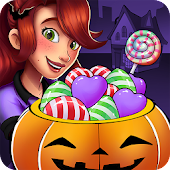 Halloween Candy Shop - Food Cooking Game