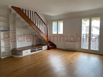 Duplex 4 pièces 90 m2