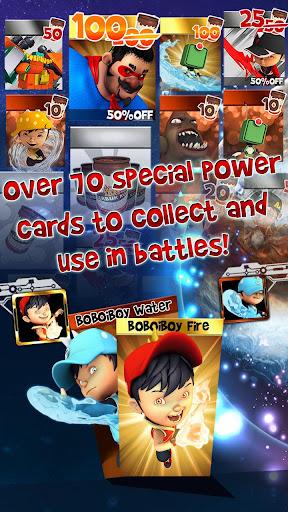 BoBoiBoy Puzzle Clash screenshot 10