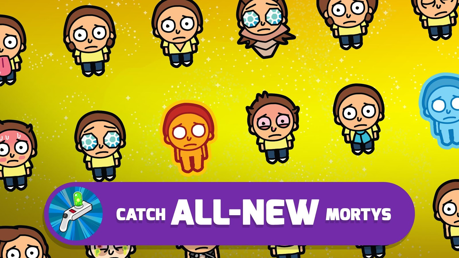 Pocket Mortys- screenshot