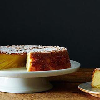 Chez Panisse Café Almond Cake