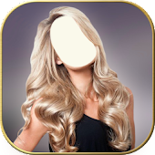 Hair Style Salon Photo Editor