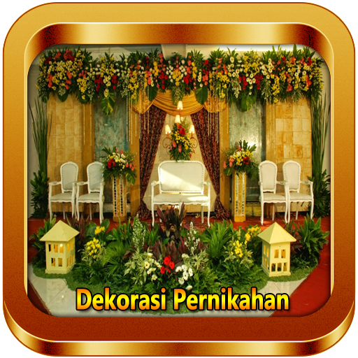 Desain Dekorasi Pernikahan