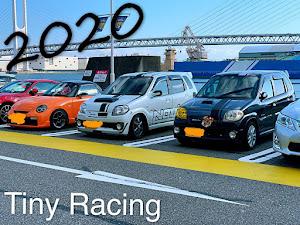 Keiワークス HN22S 後期型 2WD (平成19年式)  参号機のカスタム事例画像 りょたっち@Tiny Racingさんの2020年01月05日00:40の投稿