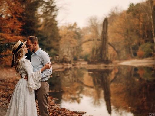 Wedding photographer Darya Bulavina (Luthien). Photo of 11.11.2017