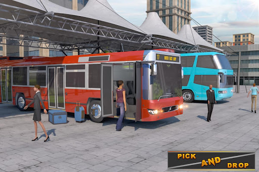 Offroad Bus Game 1.0 screenshots 12