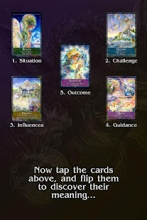 Mystical Oracle Cards- screenshot thumbnail