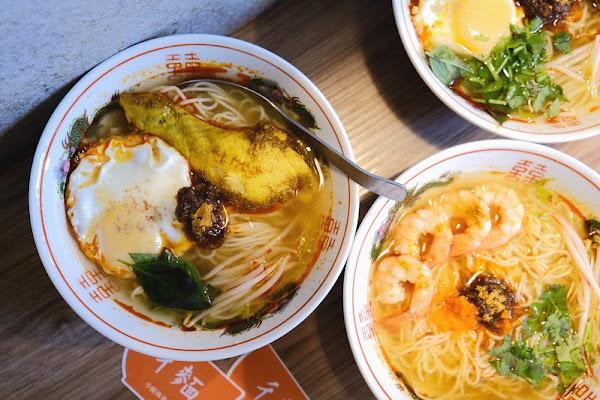 彳麵小酸辣專賣!最新菜單,客製化的南洋風味料理,結合泰式、越式及日式風味的酸辣麵專賣店!向上市場週邊美食!