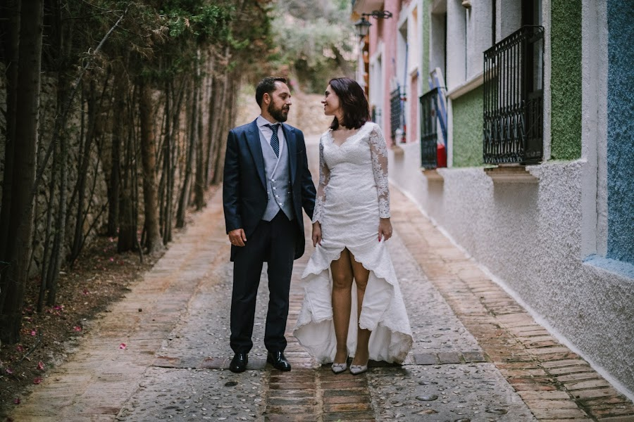 結婚式の写真家Dani Atienza (daniatienza)。13.11.2018の写真