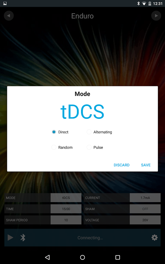 foc.us take charge tdcs tacs- screenshot