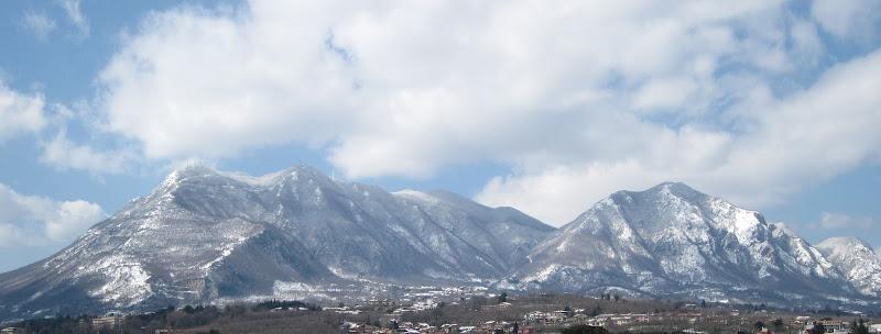 Montagne d'inverno di carm_ian_