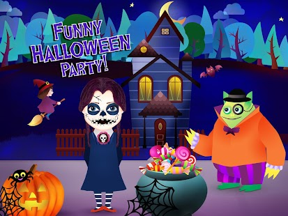 Funny Halloween Party- screenshot thumbnail