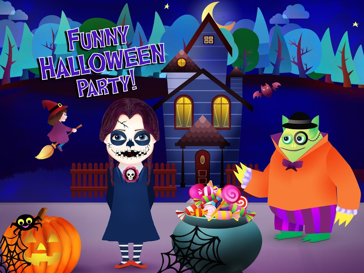Funny Halloween Party- screenshot