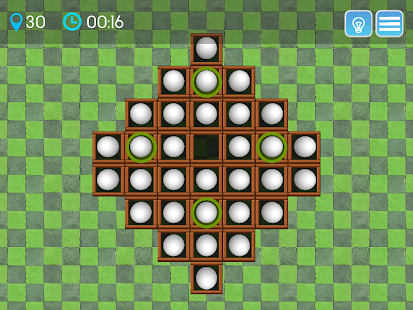 Peg Solitaire Ultra- screenshot thumbnail