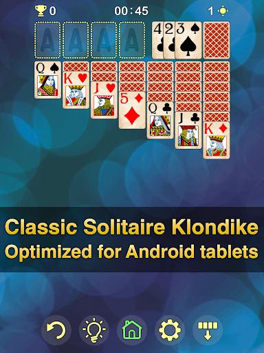 Solitaire Klondike 2.5.0 screenshots 9