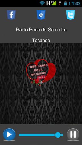 Rádio Rosa de Saron FM