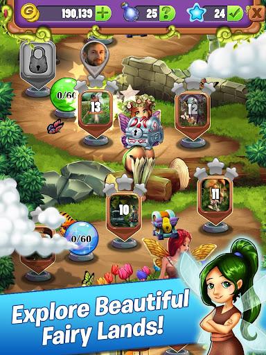 Mahjong Magic Lands: Fairy King's Quest 1.0.33 screenshots 2