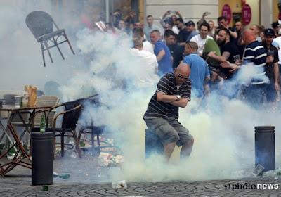 Russische hooligans maken nu ook in Keulen amok: drie toeristen aangevallen