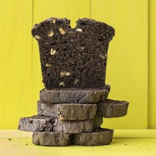 Carob & Whole Wheat Flour Bread With Walnuts.