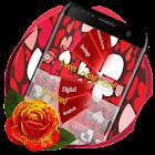 Sweet Loving Heart Keyboard icon