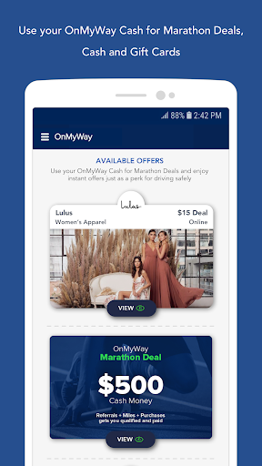 OnMyWay: Drive Safe, Get Paid cheat hacks