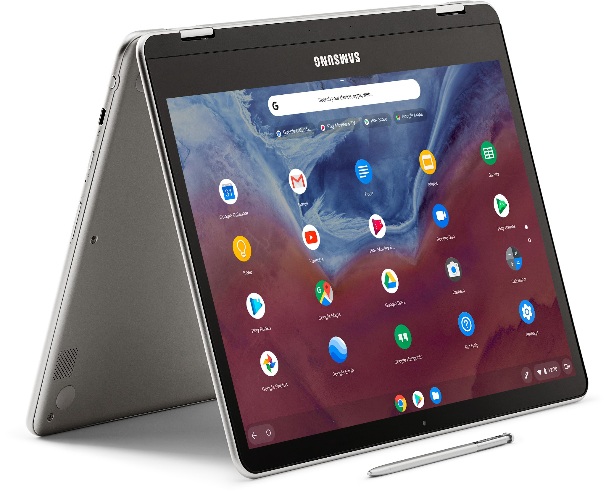 Samsung Chromebook Plus - photo 6