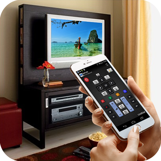 TV Remote Control Prank App