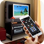 TV Remote Control Prank App Icon