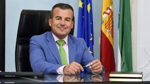 El exalcalde y candidato de Gicar en Carboneras, Salvador Hernández.