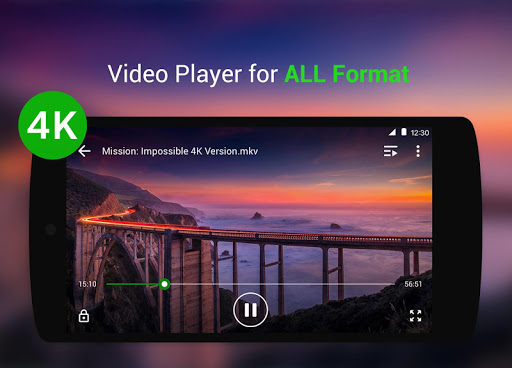 Video Player All Format for PC