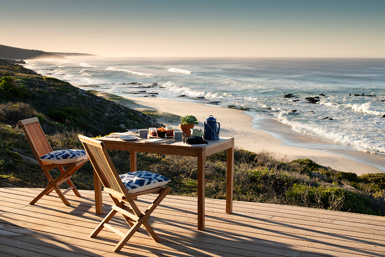 Lekkerwater Beach Lodge, De Hoop Nature Reserve.