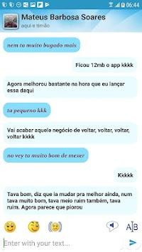 Msn Messenger - Relembre APK screenshot thumbnail 4