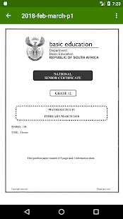 Download Past Papers South Africa For PC Windows and Mac apk screenshot 3