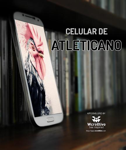 Celular de Alvinegro