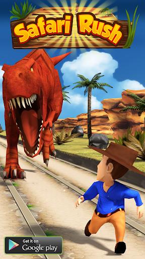 Safari Rush Dinosaur