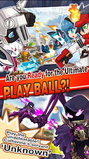 9 Elements : Action fight ball mod apk