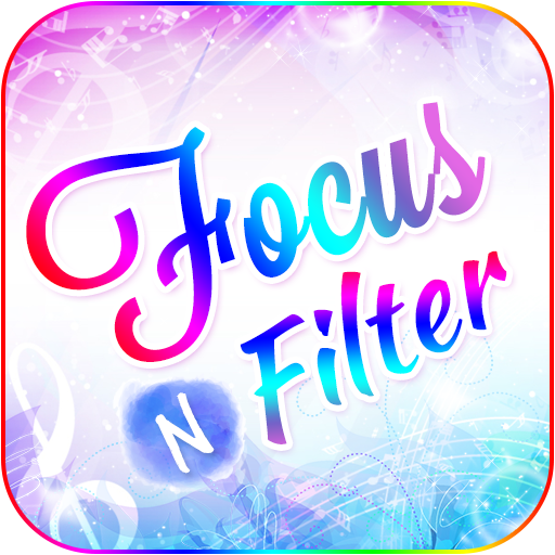 Focus n Filter - Name Art