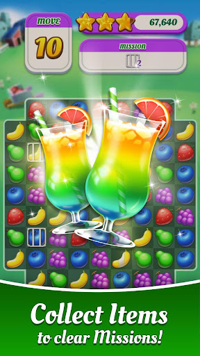 Juice Pop Mania: Free Tasty Match 3 Puzzle Games image | 4