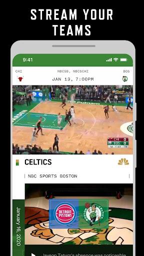 MyTeams by NBC Sports screenshot 1