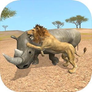Rhino Survival Simulator for PC and MAC
