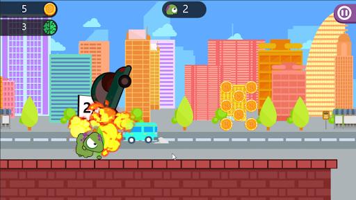 Monster Run: Jump Or Die apkdebit screenshots 3