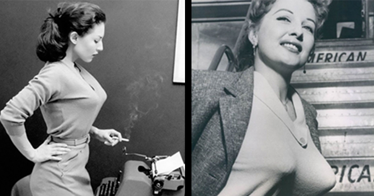 Photos Of Vintage Bullet Bras Will Make You Question 1940s And 50s Fashion