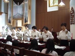 Photo: ベタニア・ハンドベル・クワイヤ(2007年)