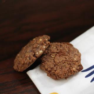 Chocolate Hazelnut Cookies (GF).