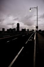 Photo: Bridge to Boston