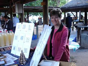 Photo: 2008 Christmas Gill Kemp, Calligraphy