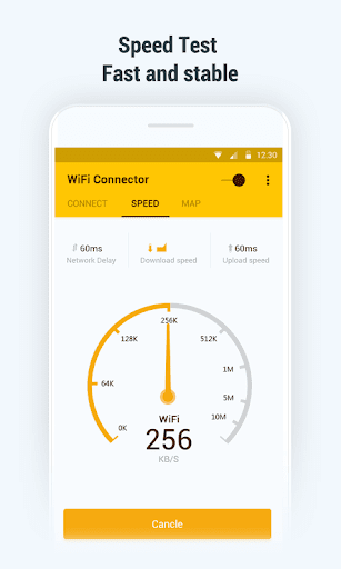 WiFi Key Connector: Free Password and WiFi Map  screenshots 3