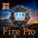 Fire Pro Next Launcher 3DTheme icon