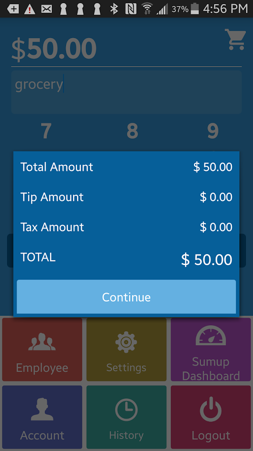 Payable- screenshot